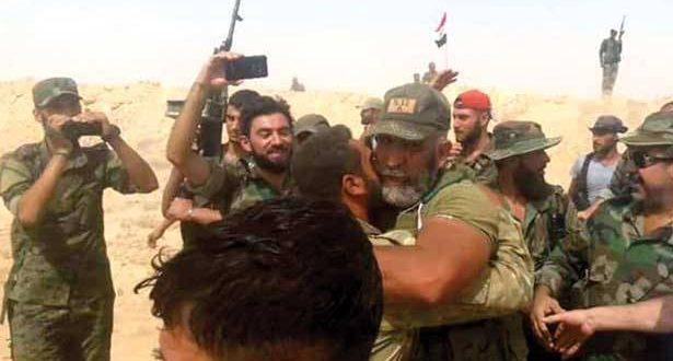 """في دير الزور.. بشار يسحق """"داعش"""""""