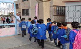 أجراس عودة 4 ملايين طالب للمدارس تُقرع  14 ألف مدرسة فتحت أبوابها وتأهيل 491