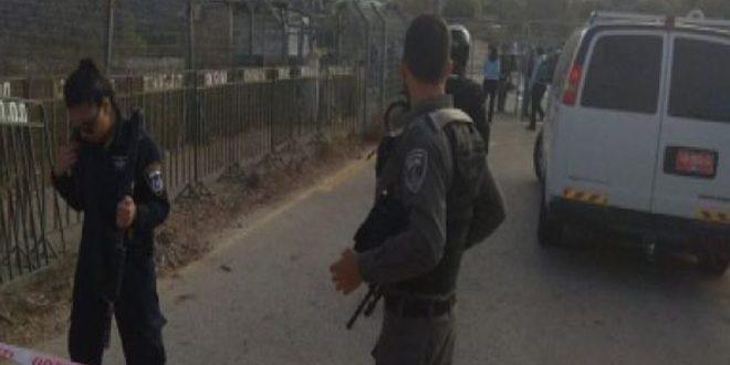 استشهاد فلسطيني ومقتل 3 جنود إسرائيليين بإطلاق نار شمال القدس المحتلة
