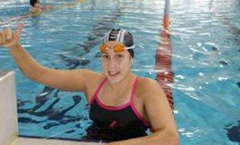فضية لسباحتنا جمعة في بطولة آسيا في أوزبكستان