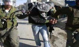 الاحتلال الاسرائيلي يعتقل 16 فلسطينياً بالضفة