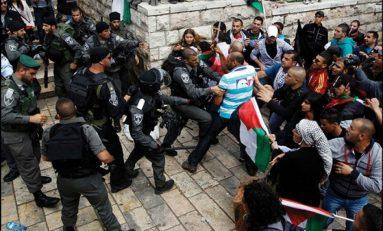الضفة منطقة عسكرية مغلقة.. ومواجهات في القدس