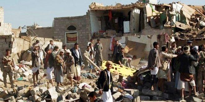 مسؤول أممي يؤكد مقتل 5144 مدنياً باليمن جراء عدوان النظام السعودي