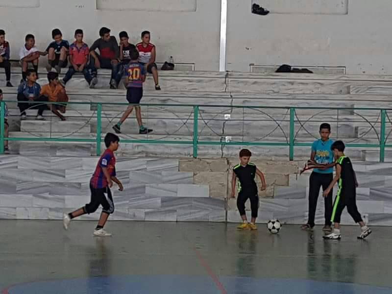 يوم رياضي في القنيطرة