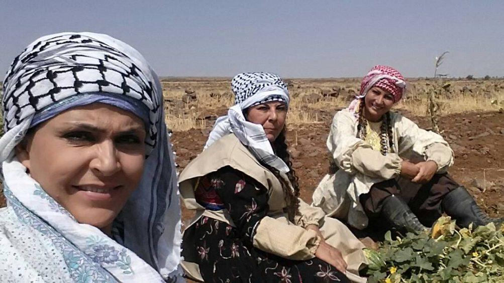 """""""وحدن"""".. صورة المرأة السورية في الحرب"""
