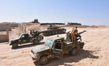 مصرع 850 إرهابياً في الهجوم الفاشل على ريف حماة  الجيش يسيطر على عدد من القرى والمزارع في ريف دير الزور