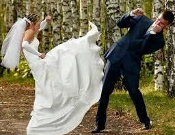 تقاليد أعراس مضحكة