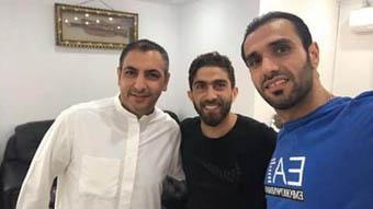لماذا وقّع الخطيب للسالمية الكويتي  ولم يتعاقد مع فريقه الكرامة؟!