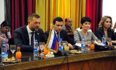 مباحثات سورية روسية لتطوير علاقات الصداقة والتعاون