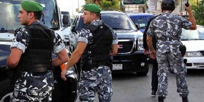 """الأمن اللبناني يوقف إرهابياً سورياً لانتمائه إلى """"داعش"""""""