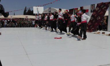 """""""سورية بيلبقلا الفرح"""" في مهرجان سنابل حوران"""