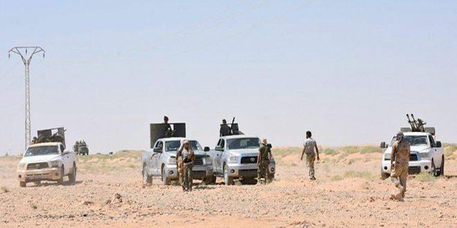 الجيش يستعيد 5 قرى بجب الجراح.. حمص قريباً خالية من الإرهاب