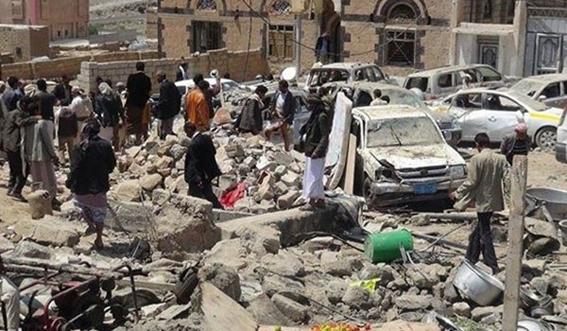 """الضغوط تتصاعد على """"التحالف السعودي"""" منظمة حقوقية: يرتكب جرائم حرب في اليمن"""