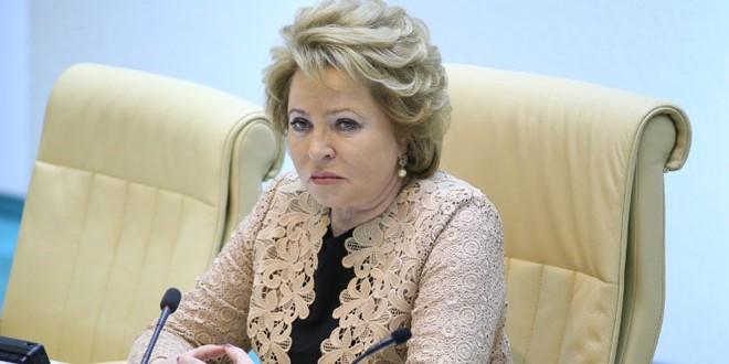 ماتفيينكو: وفد من الاتحاد البرلماني الدولي يزور سورية الشهر الجاري