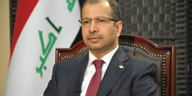 الجبوري: الدستور يؤكد ضرورة بقاء العراق موحداً