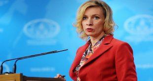 زاخاروفا تجدد موقف بلادها الداعي إلى حل الأزمة في سورية عبر الحوار