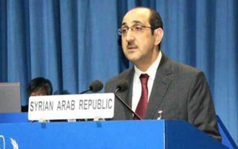 """الصباغ: سورية أوفت بكل التزاماتها  بموجب اتفاقية حظر """"الكيميائي"""""""
