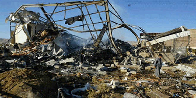 مقتل تسعة يمنيين في غارات لطيران النظام السعودي على الجوف وصعدة