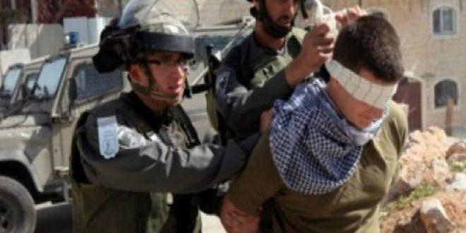 الاحتلال الإسرائيلي يعتقل شابين فلسطينيين في بيت لحم