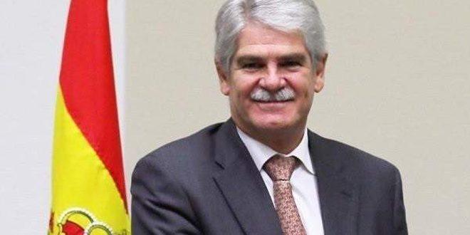 وزير الخارجية الإسباني: لا يمكننا القبول بنتائج الاستفتاء على انفصال كاتالونيا