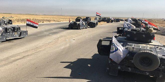 القوات العراقية تعلن إتمام فرض الأمن في كركوك