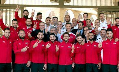 الرئيس الأسد لأبطال المنتخب السوري: ما حققه المنتخب هو حالة وطنية قبل أن تكون رياضية