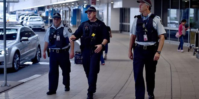 استراليا تعتزم تشديد أمن المطارات بعد إحباط هجوم تفجير طائرة