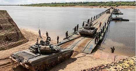 الجيش يسيطر على مراط الفوقـا ويتقدّم في الميادين  وفرار جماعي لإرهابيي داعش من دير الزور