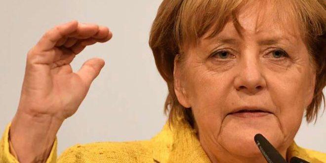 ميركل تعبر عن أسفها لفشل مفاوضات تأليف حكومة في ألمانيا