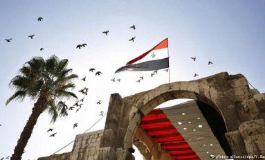انضمام سورية إلى اتفاقية باريس للمناخ