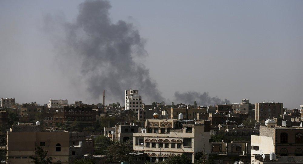 الطيران المدني اليمني: التحالف دمر منظومة الإرشاد الملاحي بمطار صنعاء
