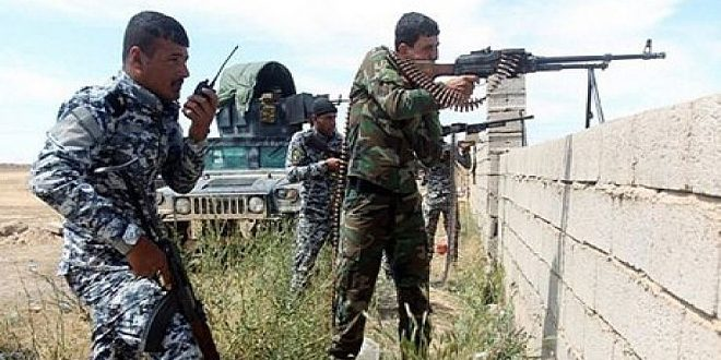 الجيش العراقي يحبط هجوما لإرهابيي (داعش) على الحدود العراقية السورية