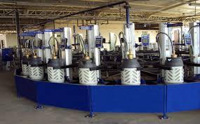 وحدة تعبئة الغاز الالكترونية في الطاقة التشغيلية القصوى الأسبوع القادم