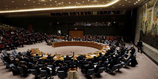 مشروع قرار جديد بمجلس الأمن حول تمديد مهمة الآلية المشتركة