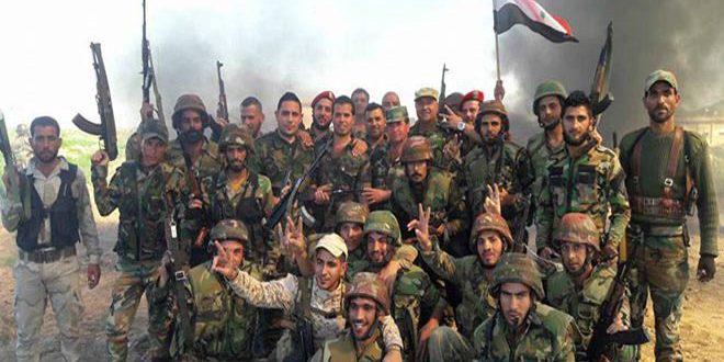 """البوكمال إلى حضن الوطن.. """"داعش"""" سقطت كمشروع إرهابي"""