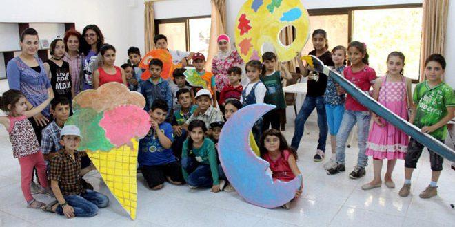 تجربة التشاركية في سورية تنجح بحماية الأطفال فاقدي الرعاية الأسرية