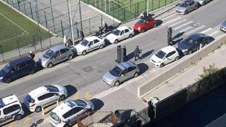 وسائل إعلام: مجهول يستخدم بندقية ضغط هواء ضد المارة في نيس بفرنسا