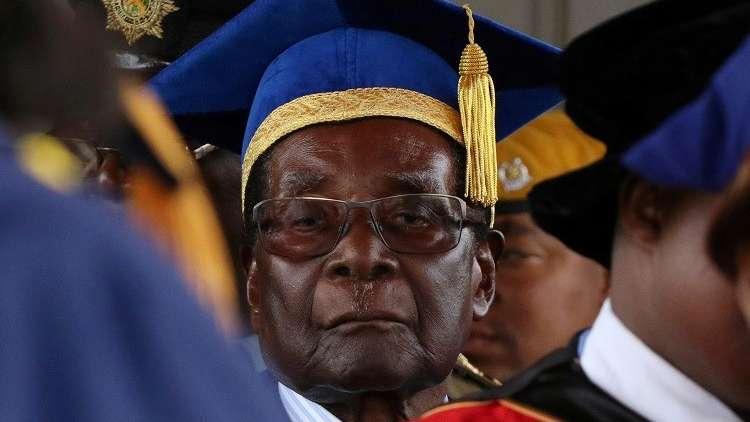 الحزب الحاكم في زيمبابوي يستعد لإقالة موغابي اليوم