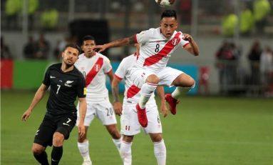 البيرو آخر الواصلين لمونديال روسيا