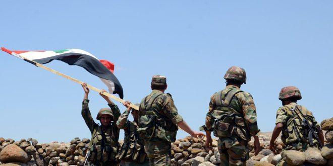 """الجيش يستعيد قرية شخيتر ويكبد """"النصرة"""" خسائر كبيرة بريف حماة الشمالي الشرقي"""