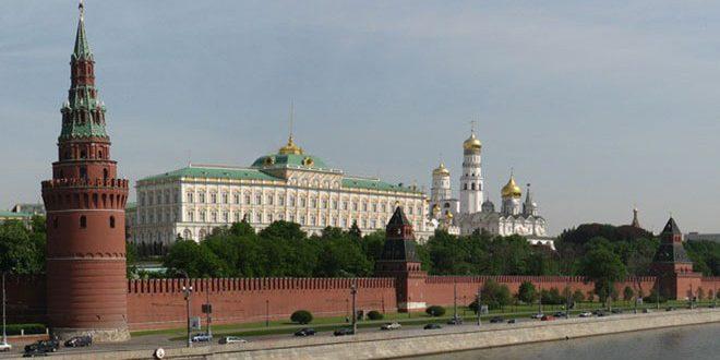 الكرملين: بوتين سيجري اليوم مكالمة مع ترامب حول الأزمة في سورية