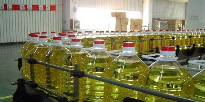بعد توقف دام 11 شهراً … الشركة العامة لصناعة الزيوت بحماة تستأنف عملها