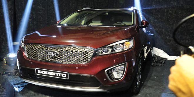 """شركة """"إعمار موتورز"""" تطلق سيارات """"كيا"""" في السوق السورية"""