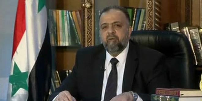 وزير الأوقاف يوقع في موسكو اتفاقية تعاون علمي مع مفتي موسكو