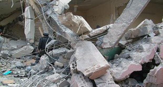 إصابة طالبة ومعلمتين جراء اعتداء إرهابي بقذيفة على مدرسة في حلب