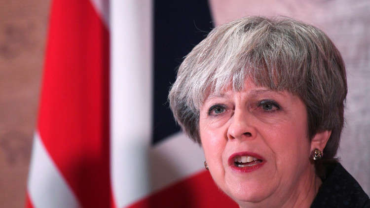 إحباط مخطط لاغتيال رئيسة الوزراء البريطانية تيريزا ماي