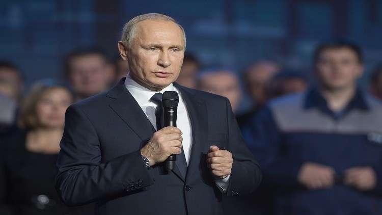 75 في المئة من الشباب الروس يعتبرون بوتين رئيساً مثالياً