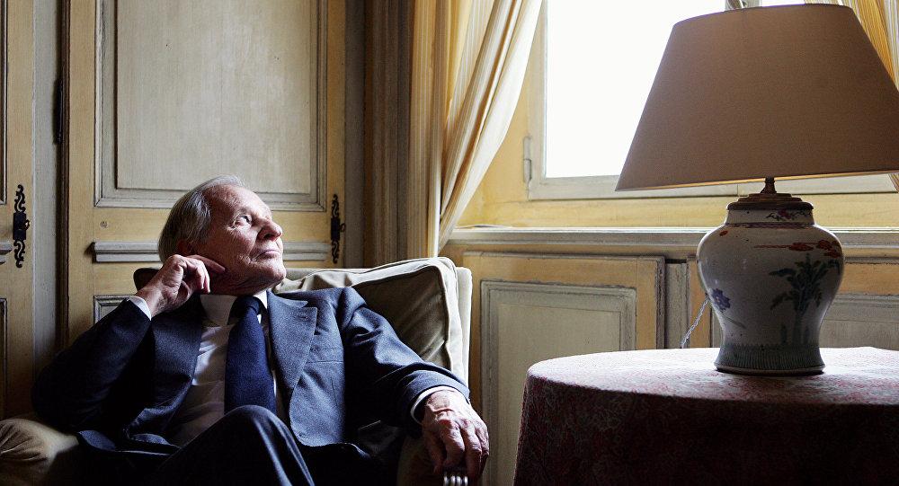 """فرنسا تودع فليسوف الرواية المعاصرة """"جان دورميسون"""""""