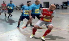 البعث يتأهل لنصف نهائي دوري المؤسسات الإعلامية بكرة القدم