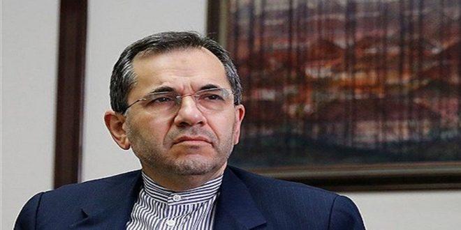 تخت روانجي: إيران مستعدة لأسوأ الاحتمالات بشأن الاتفاق النووي